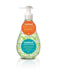 Method - Hand Wash Gel Botanical Garden -käsisaippua 354 ml - null | Stockmann