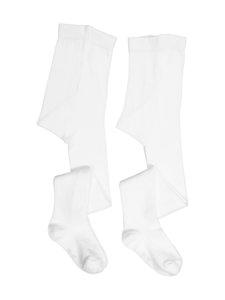 Ewers - Sukkahousut 2-pack - WHITE (VALKOINEN) | Stockmann