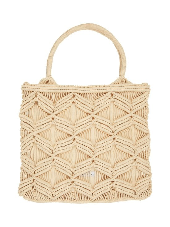 A+more - Aurora Crochet Bag -laukku - OFFWHITE | Stockmann - photo 1