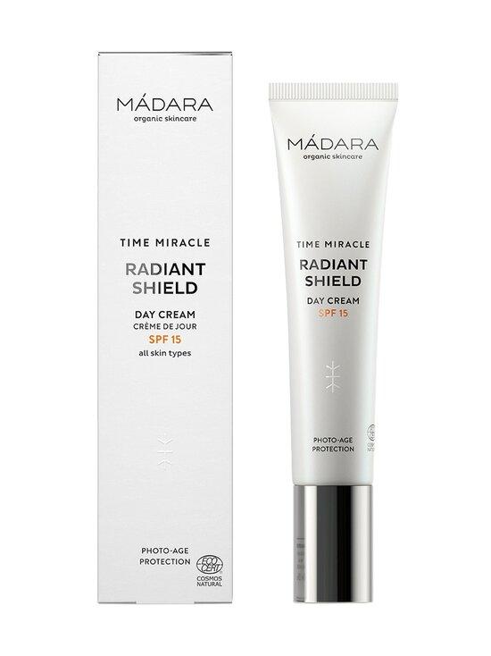 Madara - TIME MIRACLE Radiant Shield Day Cream SPF15 -päivävoide 40 ml - VAR_1   Stockmann - photo 1