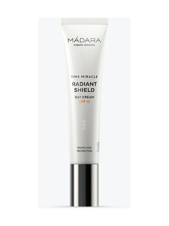Madara - TIME MIRACLE Radiant Shield Day Cream SPF15 -päivävoide 40 ml - VAR_1   Stockmann - photo 2
