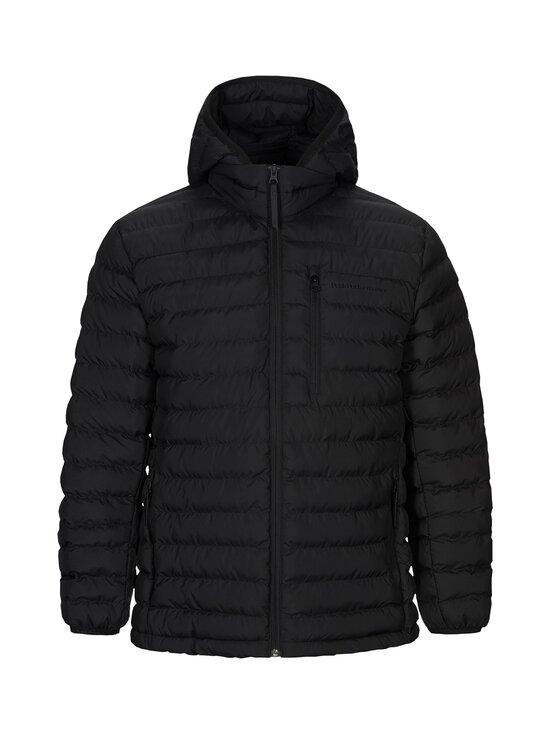 Peak Performance - M Rivel Liner Jacket -takki - 050 BLACK | Stockmann - photo 1