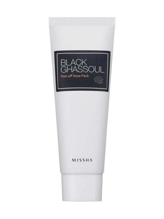 Missha - Missha Black Ghassoul Peel-Off Nose Pack -naamio 50 ml - NOCOL | Stockmann - photo 1