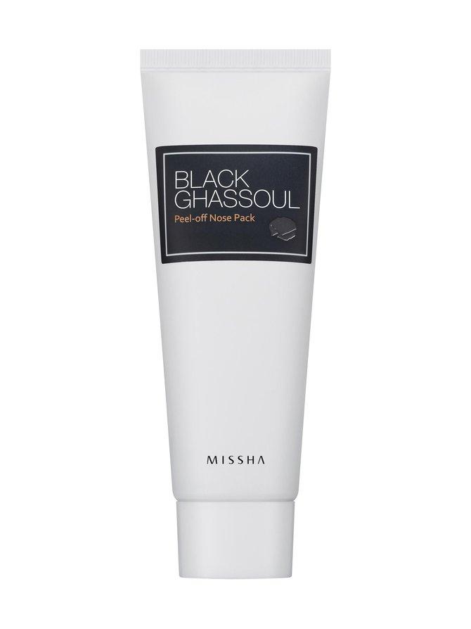 Missha  Black Ghassoul Peel-Off Nose Pack -naamio 50 ml