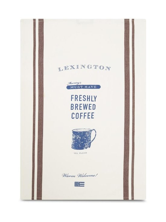 Lexington - Keittiöpyyhe 50 x 70 cm - WHITE   Stockmann - photo 1