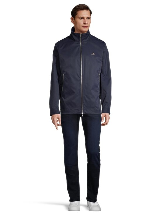 GANT - Midlength Jacket -takki - 433 EVENING BLUE | Stockmann - photo 2