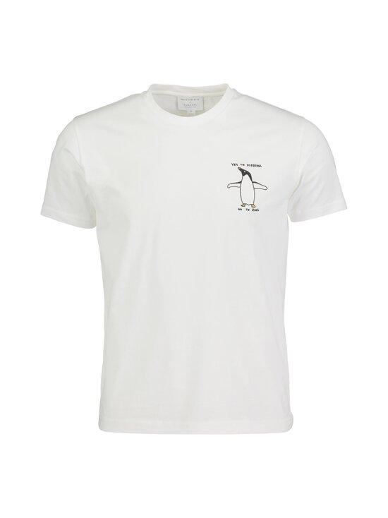 Sunspel - David Shrigley Penguin T-Shirt -paita - WHAA | Stockmann - photo 1