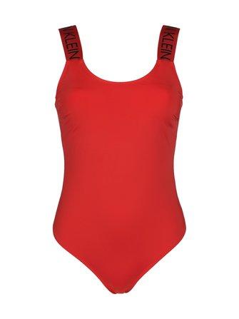 Scoop Neck bathing suit
