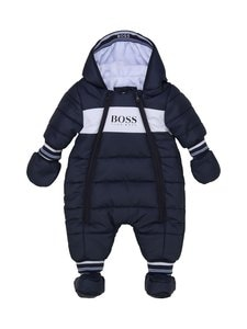 Hugo Boss Kidswear - All In One Snowsuit -haalari - 849 NAVY | Stockmann