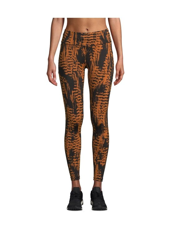 Casall - Iconic Printed 7/8 Tights -treenitrikoot - 189 SURVIVE BROWN | Stockmann - photo 4