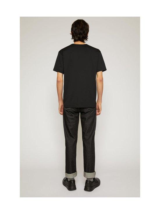 Acne Studios - Nash Face T-Shirt -paita - 900 BLACK | Stockmann - photo 3
