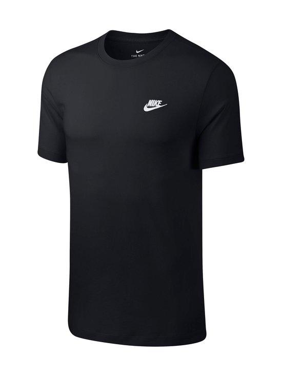 Nike - M Sportswear Club -paita - BLACK/WHITE | Stockmann - photo 1
