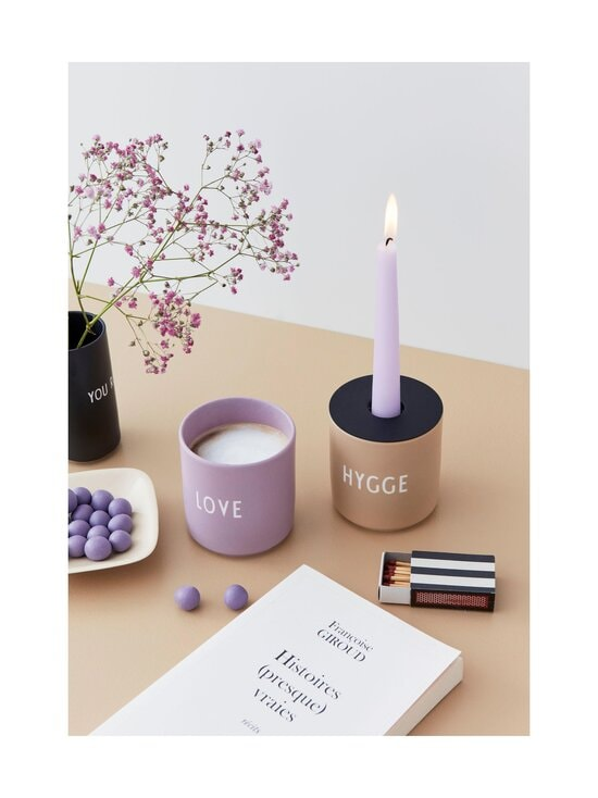 Design Letters - Favourite-muki, Love - LAVENDER | Stockmann - photo 3