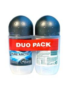Palmolive - Men Pure Artic Roll-On -deodorantti 2 x 50 ml | Stockmann