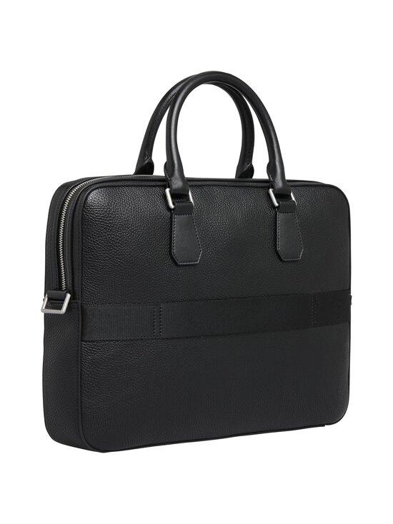 Tommy Hilfiger - TH Downtown Slim Computer Bag -laukku - BDS BLACK   Stockmann - photo 2