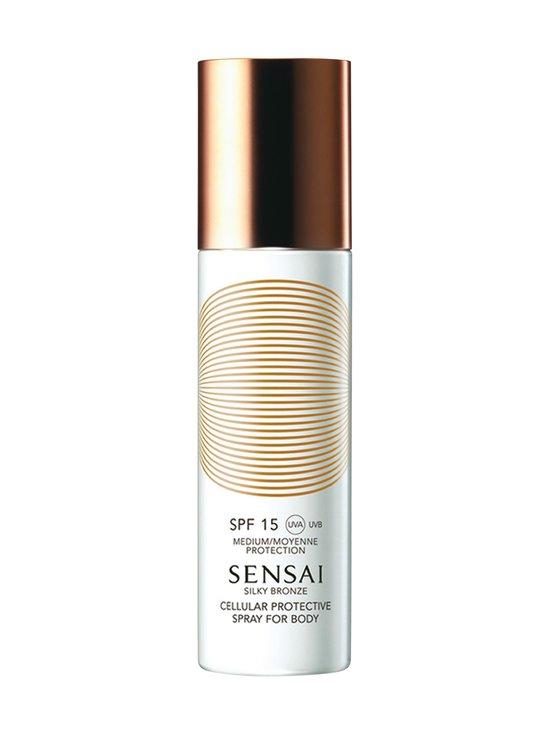 Sensai - Silky Bronze Cellular Protective Spray for Body SPF 15 -aurinkosuojasuihke vartalolle 150 ml - 10 | Stockmann - photo 1