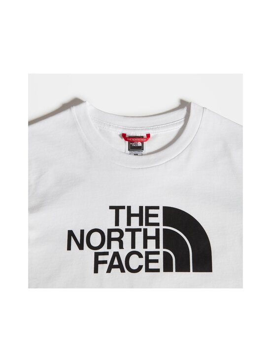 The North Face - Y S/S Easy Tee -paita - TNF WHITE/TNF BLACK | Stockmann - photo 4
