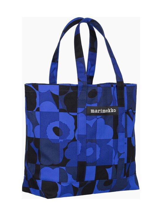 Marimekko - Peruskassi Ruutu-Unikko -laukku - 555 BLUE,BLUE | Stockmann - photo 3