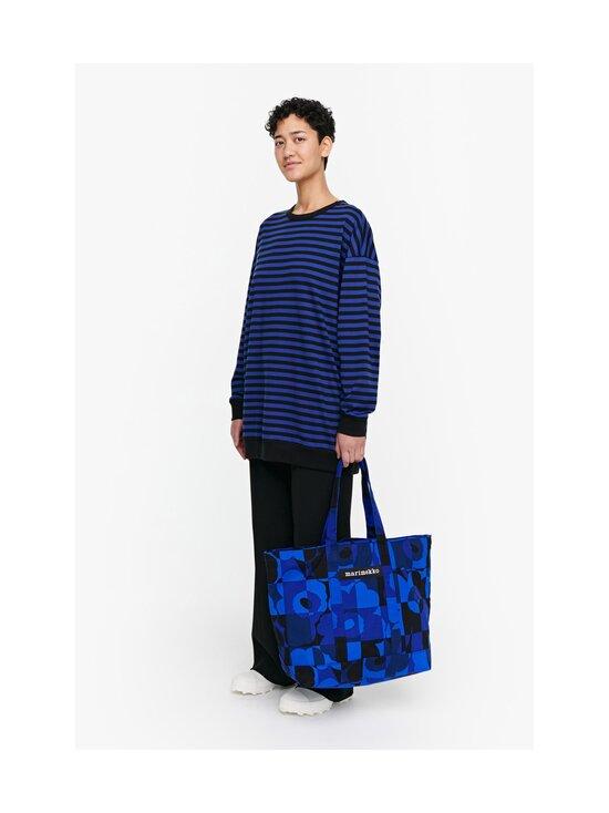 Marimekko - Peruskassi Ruutu-Unikko -laukku - 555 BLUE,BLUE | Stockmann - photo 4