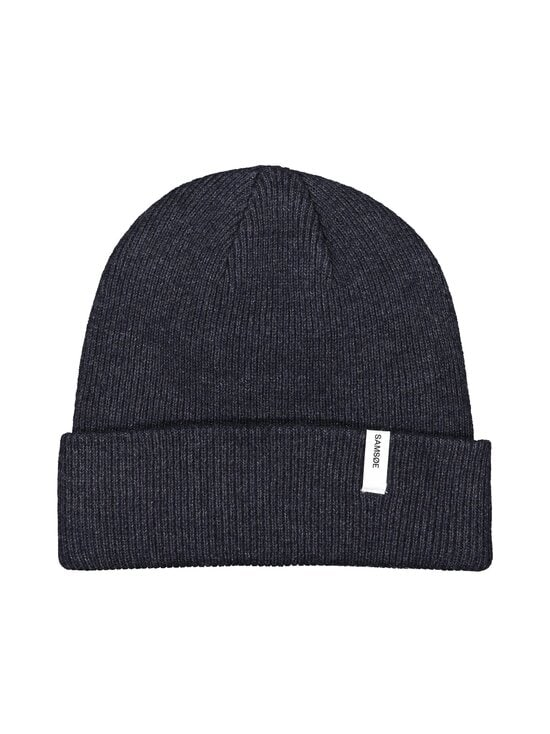 Samsoe & Samsoe - The Beanie x 2280 -pipo - 00051 NIGHT SKY MEL | Stockmann - photo 1