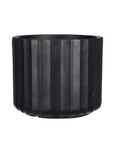 Wikholm Form - Pandora S -ruukku 28 x 26 cm - BLACK | Stockmann