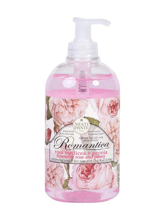 Nesti Dante - Romantica Rose & Peony Liguid Soap -nestesaippua 500 ml - null | Stockmann - photo 1