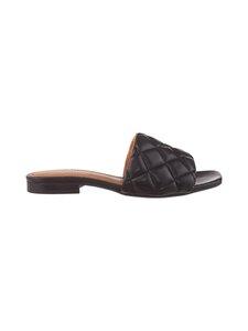 PAVEMENT - Alva Mule Sandal -nahkasandaalit - 020 BLACK   Stockmann