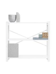Lundia - Classic-avohylly 30 x 79 x 84 cm - WHITE LACQUERED PINE | Stockmann