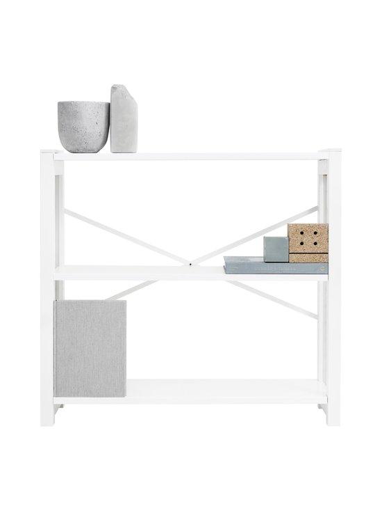Lundia - Classic-avohylly 30 x 79 x 84 cm - WHITE LACQUERED PINE | Stockmann - photo 1