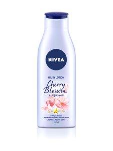 NIVEA - Oil in Lotion Cherry Blossom & Jojoba Oil -vartaloemulsio 200 ml | Stockmann