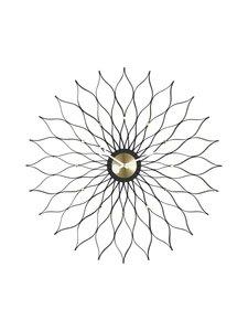 Vitra - Sunflower-seinäkello - MUSTA/MESSINKI | Stockmann