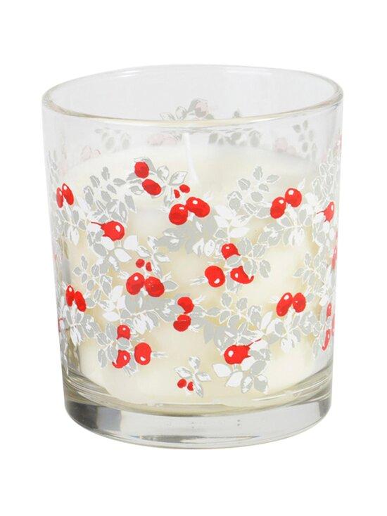 Vallila - Ruusunen-kynttilä 6,8 x 7 cm - WHITE   Stockmann - photo 1