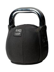 Casall - Kettlebell soft 8kg -kahvakuula - 901 BLACK | Stockmann