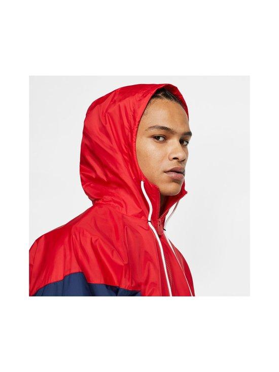 Nike - Sportswear Windrunner -takki - 410 MIDNIGHT NAVY/UNIVERSITY RED/WHITE | Stockmann - photo 6