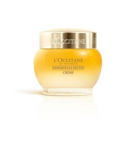 Loccitane - Immortelle Divine Cream -kasvovoide 50 ml   Stockmann