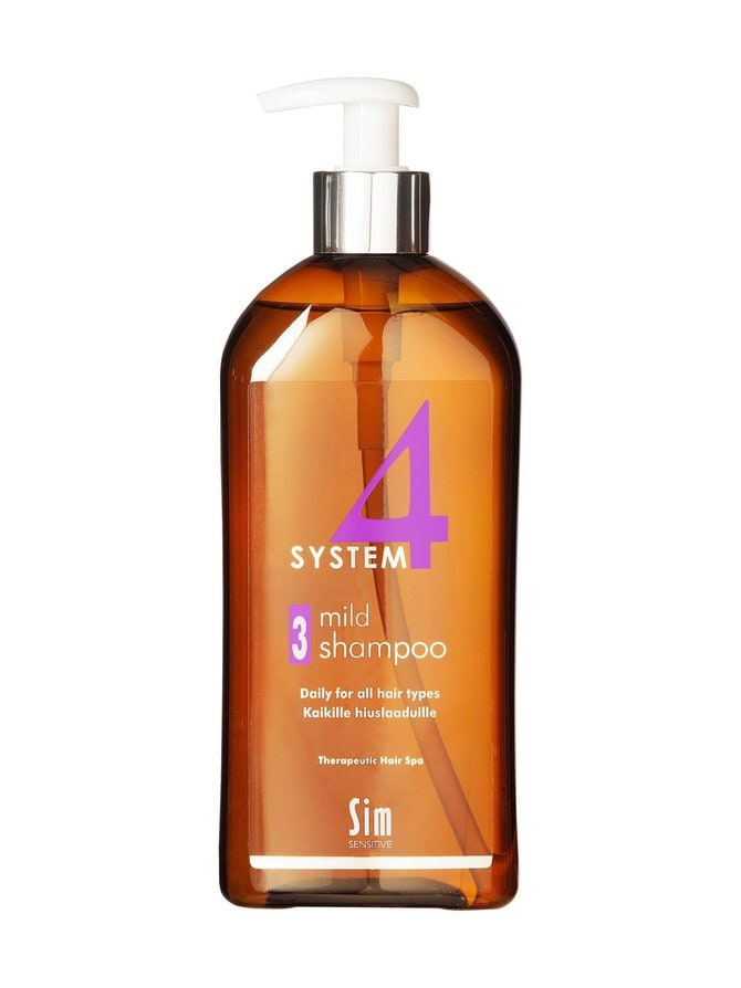 3 Mild -shampoo 500 ml