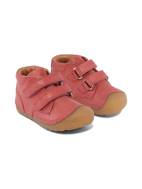 Bundgaard - Petit Velcro -nahkakengät - 732 SOFT ROSE WS | Stockmann - photo 1