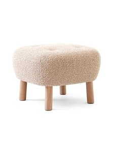 &tradition - Pouf ATD1 -rahi - WHITE OILED OAK / DUNA | Stockmann
