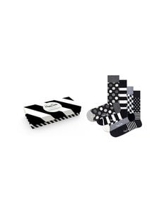 Happy Socks - Classic Black & White -lahjapakkaus - 9100-BLACK | Stockmann