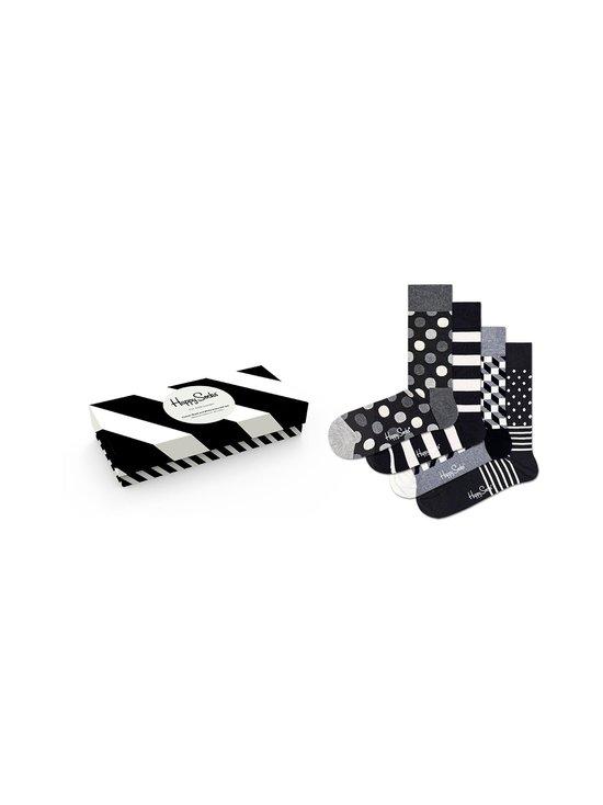 Happy Socks - Classic Black & White -lahjapakkaus - 9100-BLACK   Stockmann - photo 1