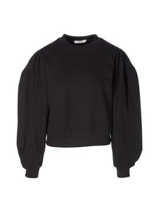 NA-KD - Puff Sleeve -paita - BLACK | Stockmann