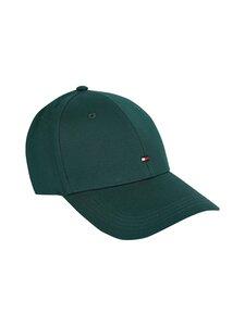 Tommy Hilfiger - BB CAP -lippalakki - L6N RURAL GREEN | Stockmann