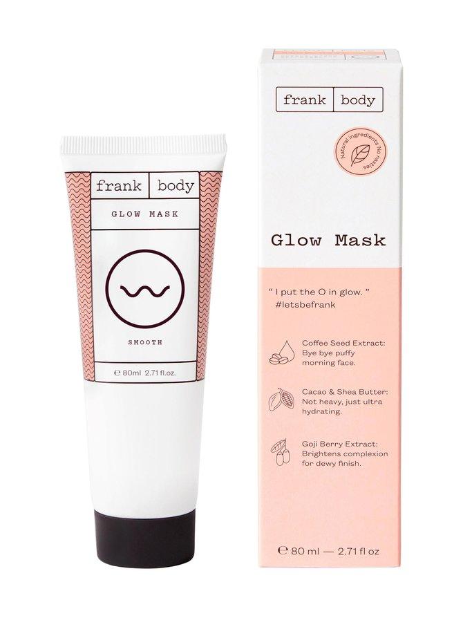 Glow Mask -kasvonaamio 80 ml
