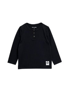 Mini Rodini - Basic Grandpa -paita - BLACK | Stockmann