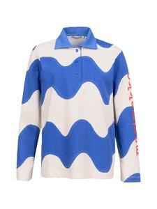Marimekko - KIOSKI Rinnehopea Lokki -paita - OFF WHITE, BLUE | Stockmann