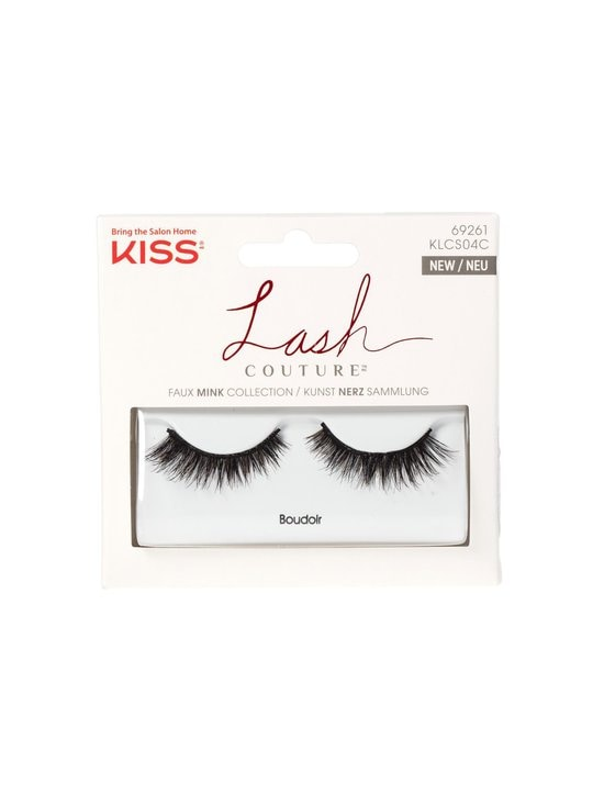 kiss - Lash Couture Faux Mink Boudoir -irtoripset - MUSTA | Stockmann - photo 1