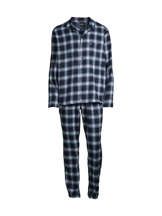Cap Horn - Ness-pyjama - BLUE CHECK COMBO | Stockmann - photo 1
