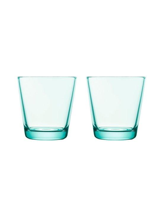 Iittala - Kartio-juomalasi 21 cl, 2 kpl - VEDENVIHREÄ | Stockmann - photo 1
