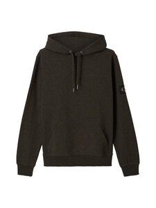 Calvin Klein Jeans - Monogram Badge Grindle Hoodie -huppari - LDD DEEP DEPTHS | Stockmann