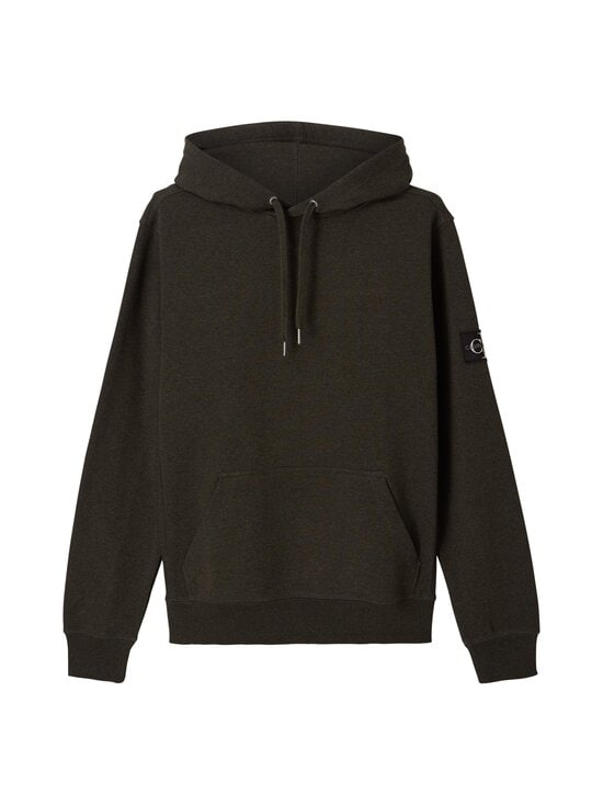 Calvin Klein Jeans - Monogram Badge Grindle Hoodie -huppari - LDD DEEP DEPTHS | Stockmann - photo 1